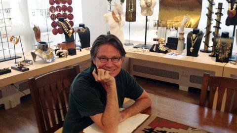 Jewelry Designer Robert Lee Morris On Donna Karan, Vogue, and Live TV | StyleCaster