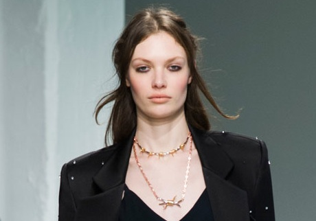 All The Looks: Rodarte's Trippy Fall 2013 Collection