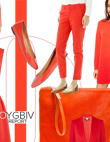 ROYGBIV Report: Juice Up Your Wardrobe With Chic Blood Orange Pieces