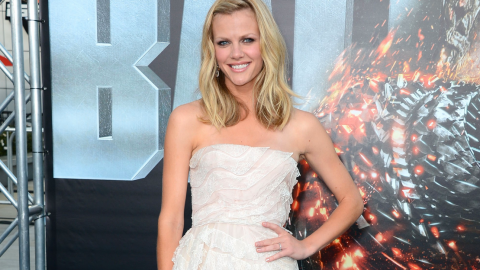 Supermodel Brooklyn Decker on Why She Never Spends Valentine's Day With Husband Andy Roddick | StyleCaster
