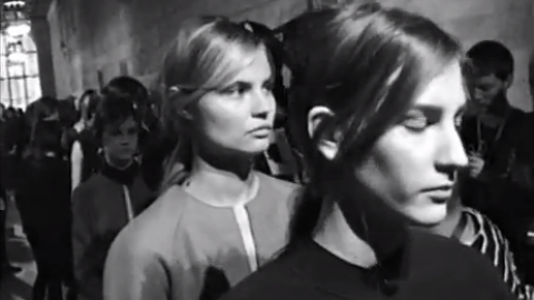 Video: Go behind-the-scenes at Victoria Beckham's Fall 2013 collection | StyleCaster