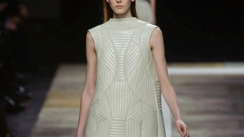 NYFW Backstage Q&A: Five Minutes with Olivier Theyskens | StyleCaster