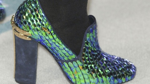 Shoe Porn: The Wildest Shoes on the Fall 2013 Runways   StyleCaster