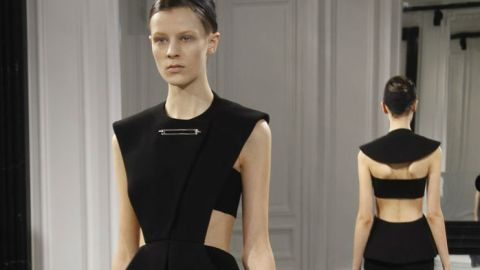 All The Looks: Alexander Wang's First Collection For Balenciaga, Plus What The Critics Had To Say | StyleCaster
