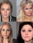 How to Take a Stylish Mug Shot, With Examples from Lindsay Lohan, Paris Hilton...