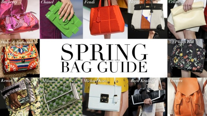 Spring Bag Guide: 50 Styles To Buy Now!