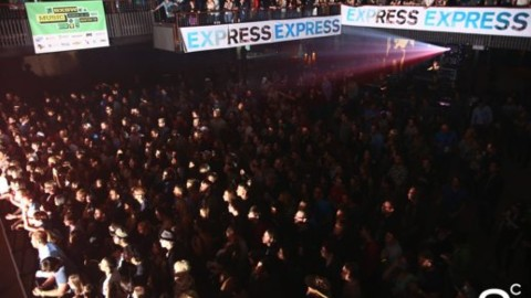 Party Pics: Express Rocks! Combines Music and Style at SXSW | StyleCaster