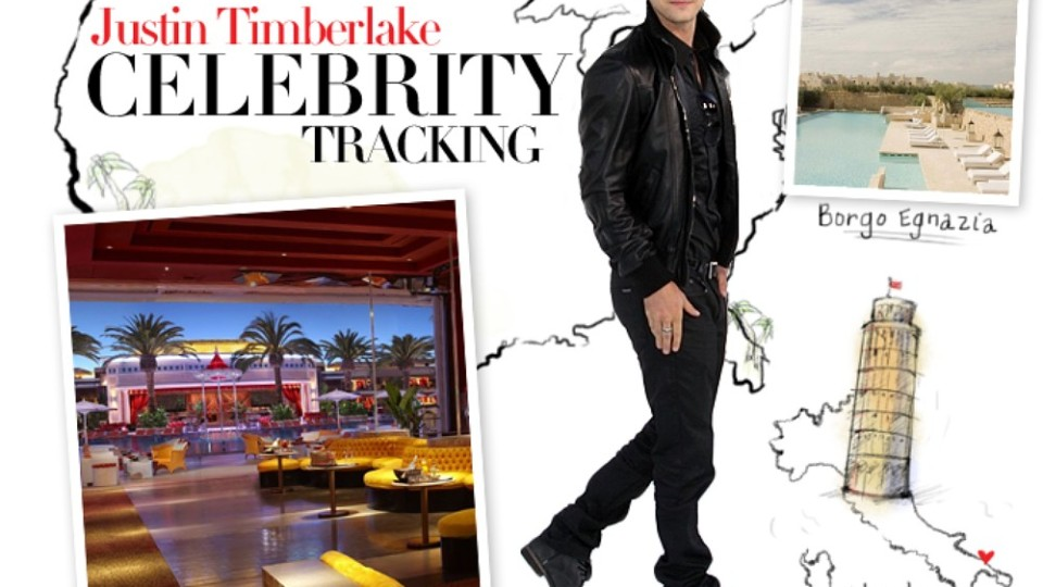 Celebrity Tracking: Where Justin Timberlake Eats, Sleeps, and Parties Around the Globe | StyleCaster