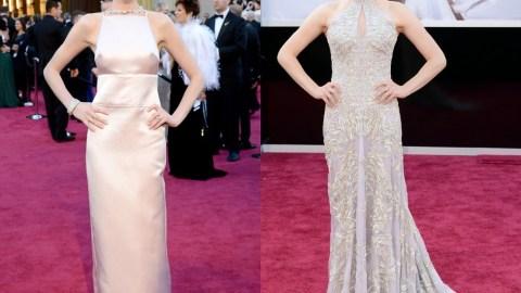 Anne Hathaway 'Threw a Fit' After Seeing Amanda Seyfried's Oscar Dress   StyleCaster