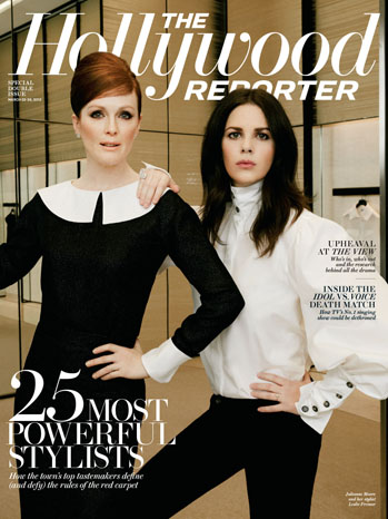 11cover julianne lores a p Leslie Fremar (aka Hollywoods Most Powerful Stylist) On What It Really Takes To Dress The A List