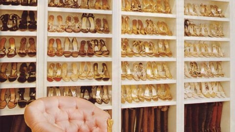 10 Amazing Celebrity Closets: Kim Kardashian, Olivia Palermo, Rachel Zoe, More   StyleCaster