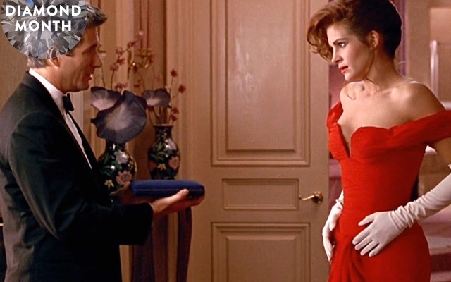 """The Most Memorable Movie Diamonds From """"Pretty Woman"""" to """"How to Lose a Guy in 10 Days"""""""