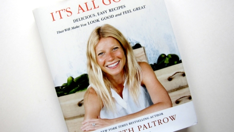 The Vivant's Top 10: The Best Lines From Gwyneth Paltrow's New Cookbook and Princess Diana's Gowns Sell For Big Money | StyleCaster