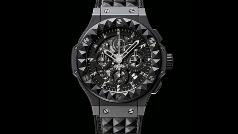 Stuff We Love: Hublot and Depeche Mode Team Up For Charity | StyleCaster
