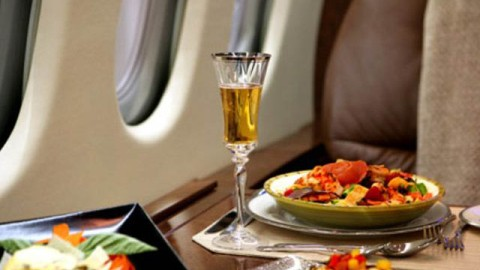 The Vivant's Top 10: Can Airplane Food Go Luxe and Inside the Geneva Motor Show | StyleCaster