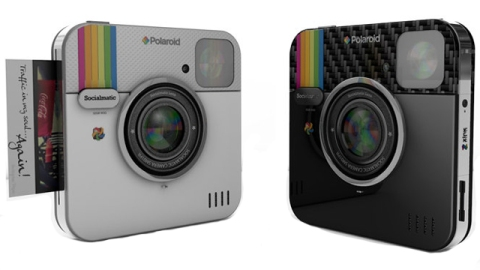 The Rumors Are True! Polaroid Plans To Introduce Instagram Camera | StyleCaster
