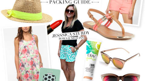 Ultimate Jazz Fest Packing Guide with Blogger Jessica Sturdy | StyleCaster