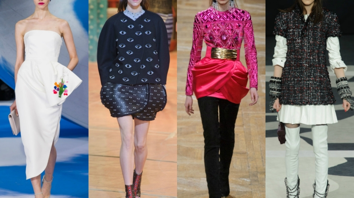 The Best of Paris Fashion Week: Chanel, Louis Vuitton, Givenchy, More