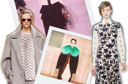 Fall 2013 Fashion Forecast: 12 Trends To Know Now