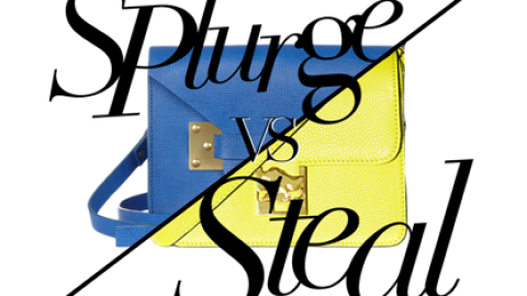 Splurge vs. Steal: 12 Spring Essentials To Buy Now | StyleCaster