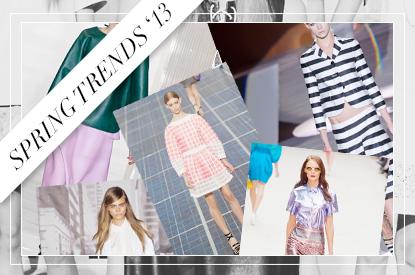 Spring 2013 Fashion Breakdown: The Season's Most Wearable Trends