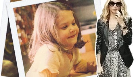 #ThrowbackThursday: See What Rachel Zoe Looked Like As A Toddler | StyleCaster