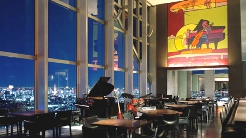 Editors' Picks: Sushi, Shopping, and Luxury Accomodations in Tokyo   StyleCaster