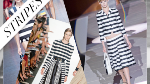 Shop It Right Now: Bold Stripes For Spring | StyleCaster