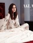 Rock Royalty: Atlanta de Cadenet Taylor in Spring's New Fashion Trends