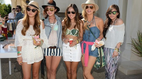Street Style: The Best Fashion From Coachella (So Far!) | StyleCaster