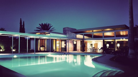 The 15 Most Iconic Homes in Palm Springs | StyleCaster