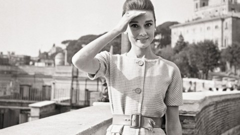 Weekend Agenda: Audrey in Rome and Eco-Pampering | StyleCaster