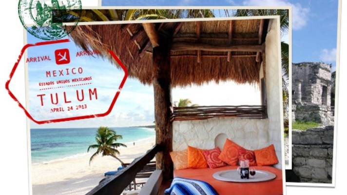Jet-Set Guide: How To Vacation Like the A-List in Tulum, Mexico