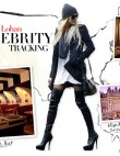 Celebrity Tracking: Where Lindsay Lohan Eats, Sleeps, and Parties Around the...