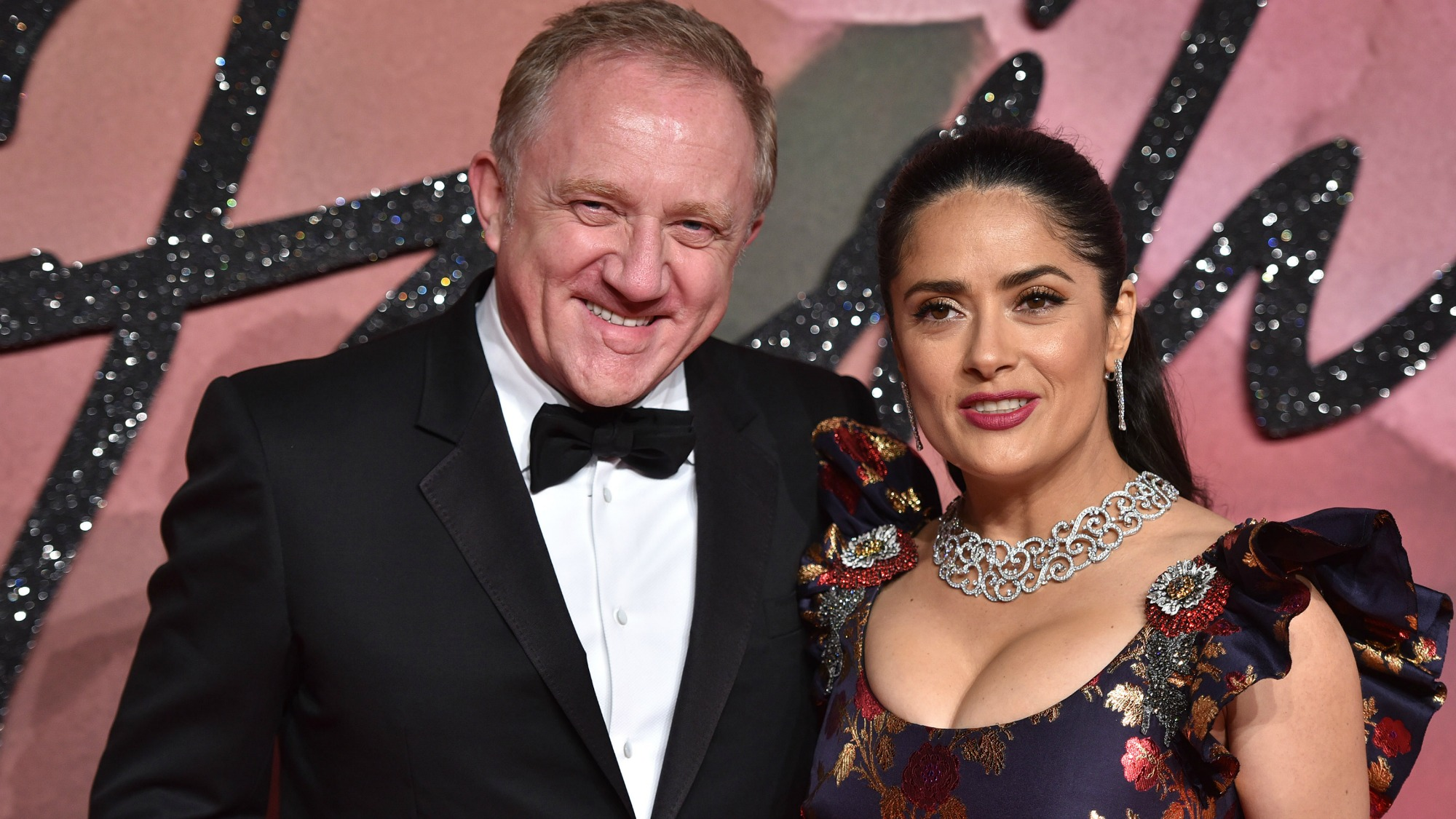 10 Things You Didn't Know About Salma Hayek's Billionaire Husband François-Henri Pinault
