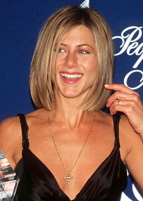 jennifer aniston hair 2001