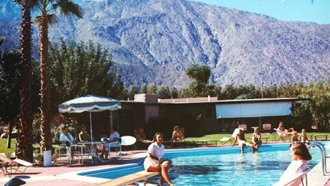 The 10 Coolest Hotels in Palm Springs | StyleCaster