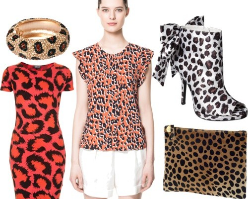 Shop It Right Now: Modern Leopard-Print Pieces For Spring