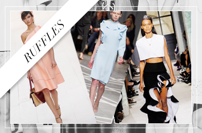 Spring Essential: Chic (And Affordable!) Ruffled Pieces