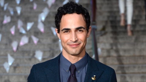 Zac Posen on Kim Kardashian: I Think It's Great She's Wearing What Makes Her Happy | StyleCaster