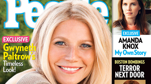 Gwyneth Paltrow Named World's Most Beautiful Woman By People; See Who Else Made The Cut | StyleCaster