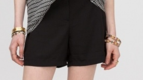 Want: That Elusive Pair Of Polished Black Shorts (We Found Them!) | StyleCaster
