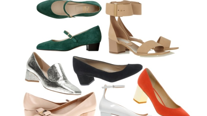 Spring Essential: Low Heel Shoes That Are Made For Walking