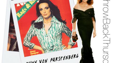 #ThrowbackThursday: See Diane von Furstenberg on the Cover of <em>Newsweek</em> in 1976 | StyleCaster