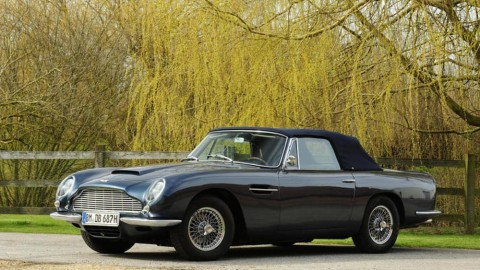 On the Auction Block: A Real Meteorite and a 1968 Aston Martin | StyleCaster