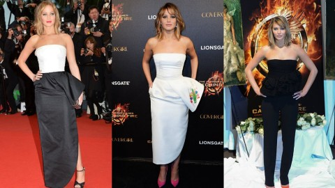 3 Dior Outfits in 24 Hours: Jennifer Lawrence's Fashionable Day at Cannes | StyleCaster
