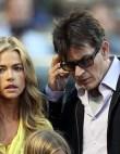 Best Ex-Husband Ever? Charlie Sheen Sends Denise Richards a Private Plane on...