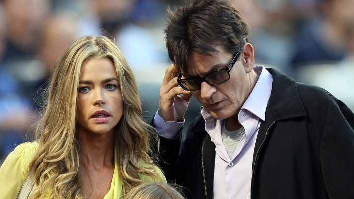Best Ex-Husband Ever? Charlie Sheen Sends Denise Richards a Private Plane on Mother's Day