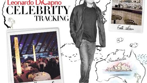 Celebrity Tracking: Where Leonardo DiCaprio Parties, Dates, and Eats Around the Globe | StyleCaster