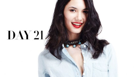 Day 21: Laid-back Sex Appeal | StyleCaster